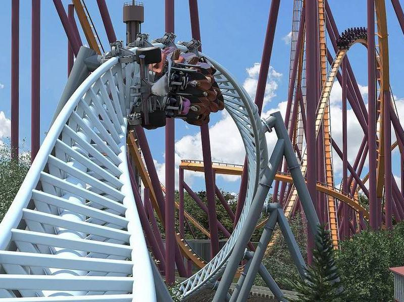 17 New Roller Coasters That Will Make You Scream Far Wide