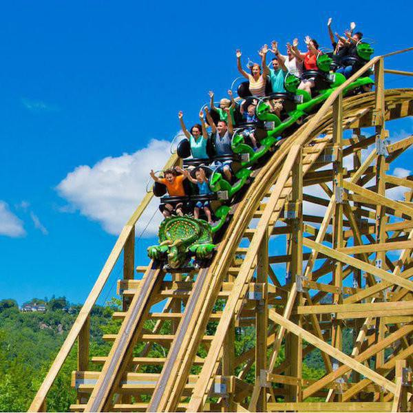 Best Amusement Park in Every U.S. State