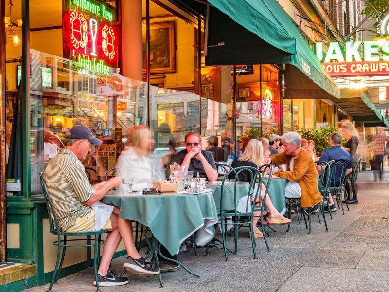 20 Best Food Cities in the U.S., Ranked