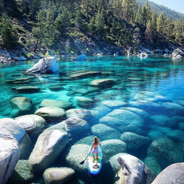 25 Best Places to Go Paddleboarding in the U.S.