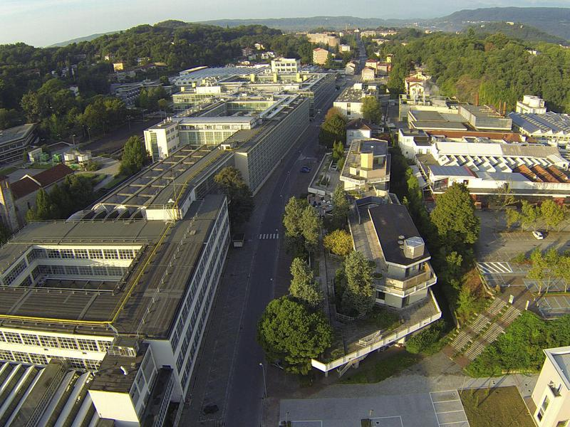 The industrial city of Ivrea, in the Italian Piedmont region, designed by leading Italian urban planners and architects between the 1930s and the 1960s.