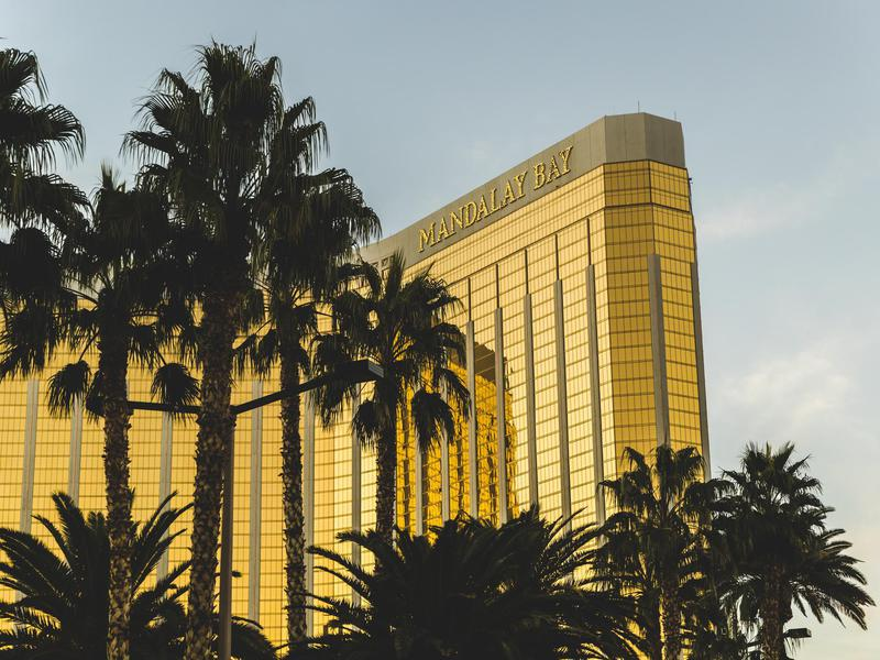 Mandalay Bay is so big, it encompasses two other properties as well.