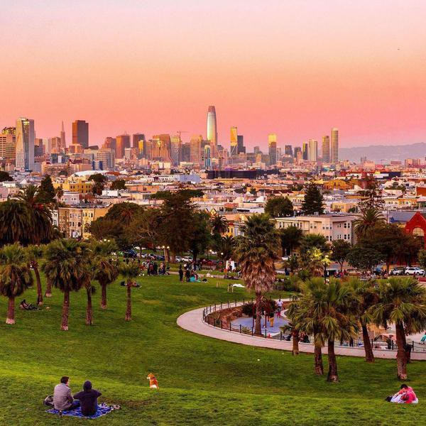 Most Relaxing Parks in America