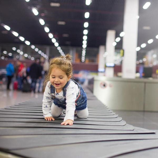 Funniest Photos Taken at Airports