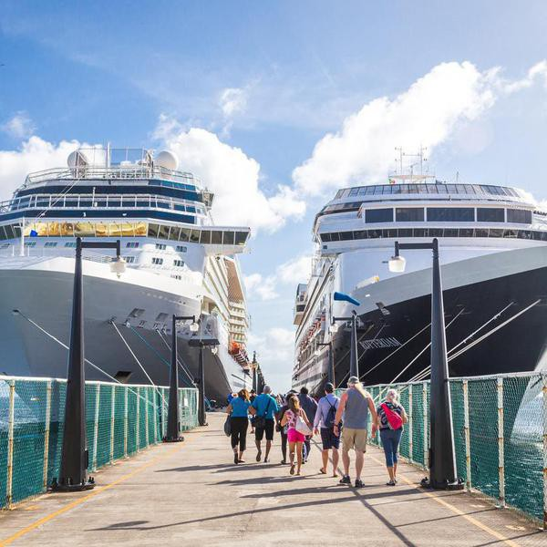 Then and Now: Cruise Ship Travel Through the Years