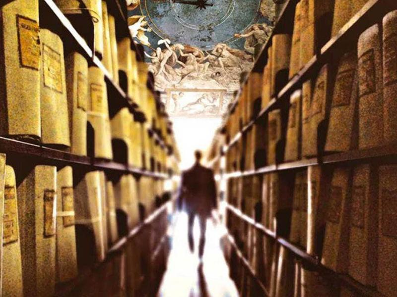 What church secrets like in these archives? Only a select few can ever know.
