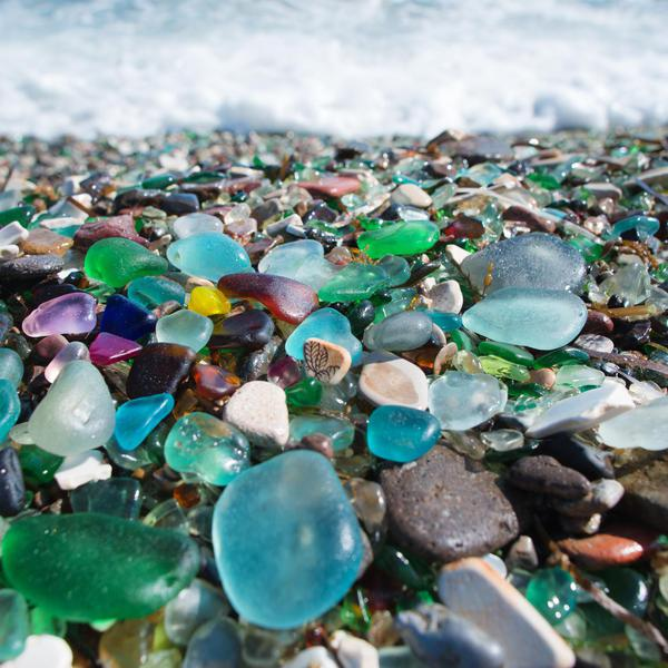 Where to Find the World's Most Extraordinary Beach Sea Glass