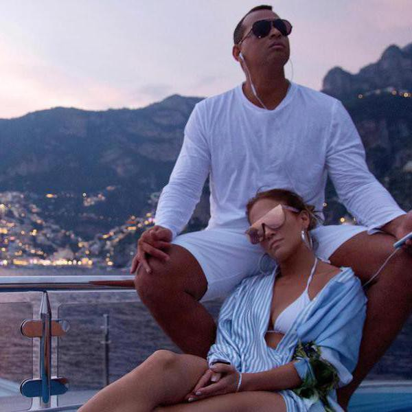 Celebrities Living Their Best Travel Lives