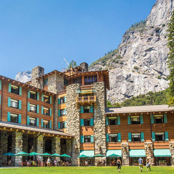 Most Beautiful Hotels in National Parks