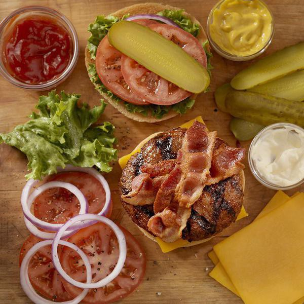 Burger Toppings, Ranked