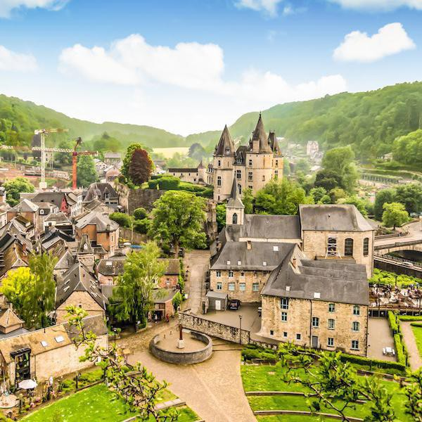Best European Towns With 15,000 Residents or Fewer