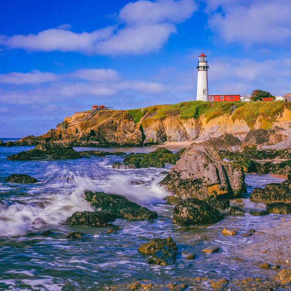 North America's Most Luminous Lighthouses