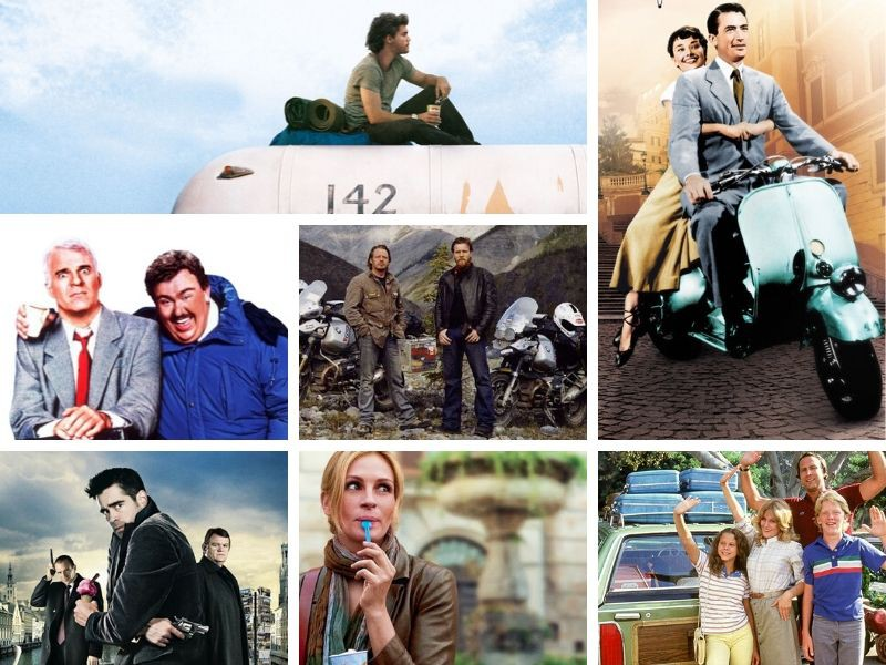 35 Travel Movies That Will Cure Your Wanderlust