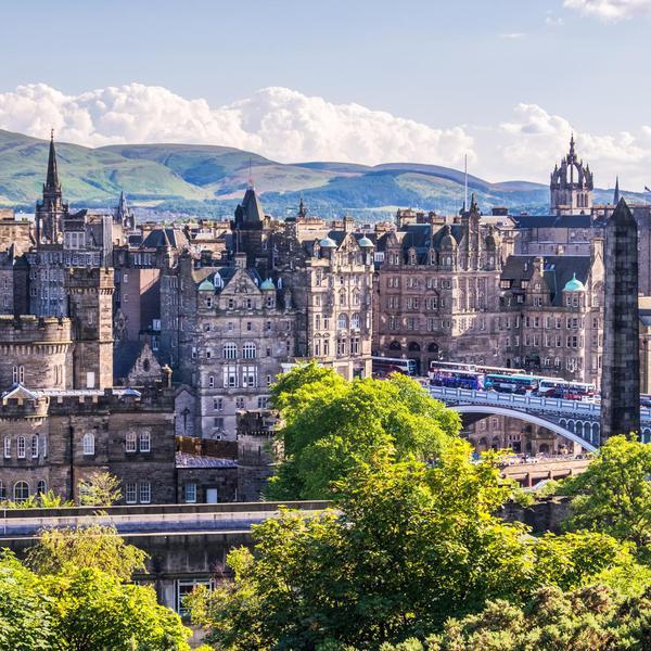 Edinburgh the Local Way