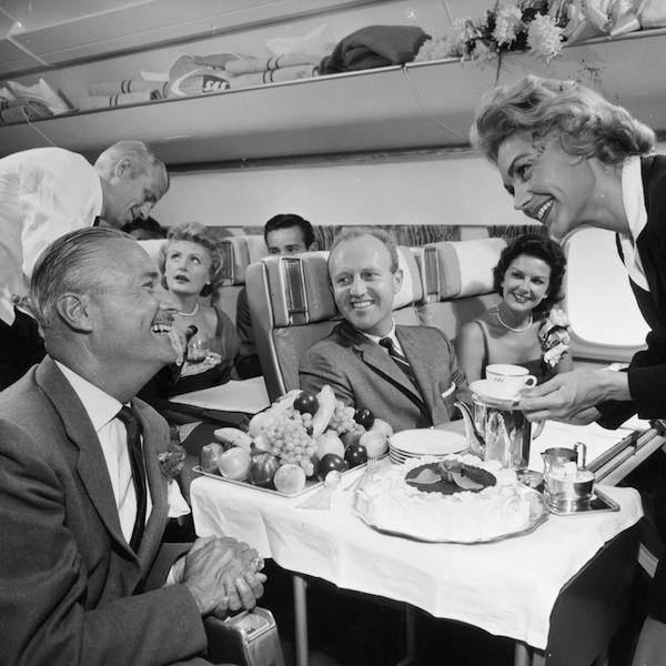 Airplane Cabins Through the Years