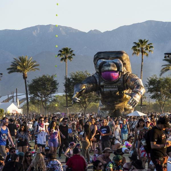 Biggest Music Festivals on the Planet