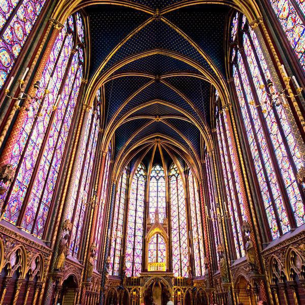 The World's Most Beautiful Churches