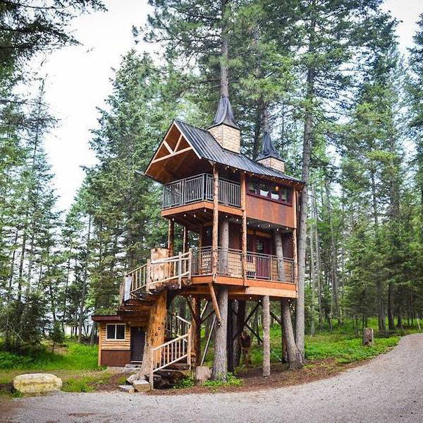 America's Awesome Airbnb Treehouses