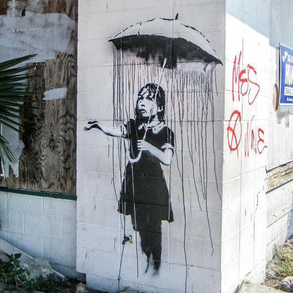 Must-See Banksy Street Art Around the World