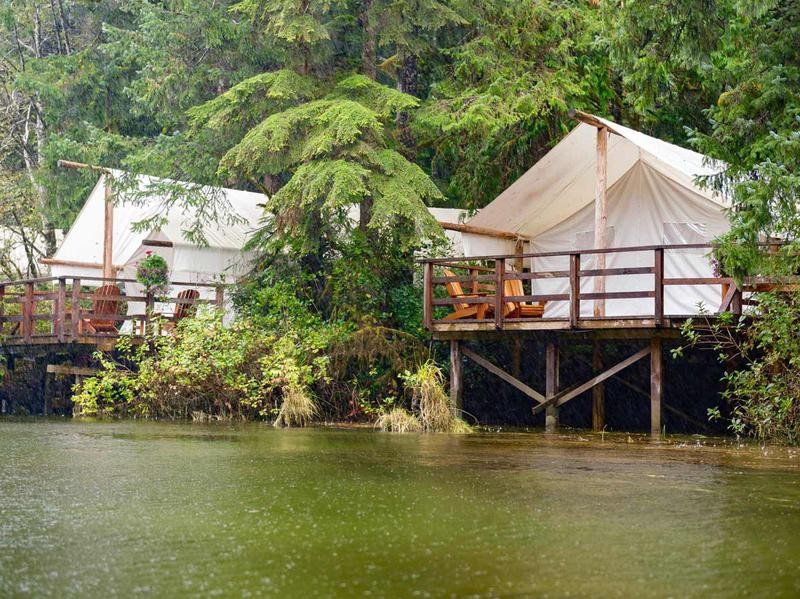 Amazing Luxury-Camping Retreats to Visit Now   Far & Wide