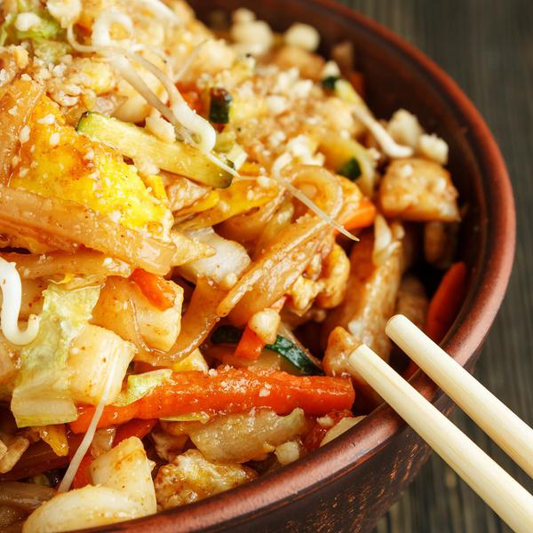 How Does Thai Food in America Differ from Thai Food in Thailand?