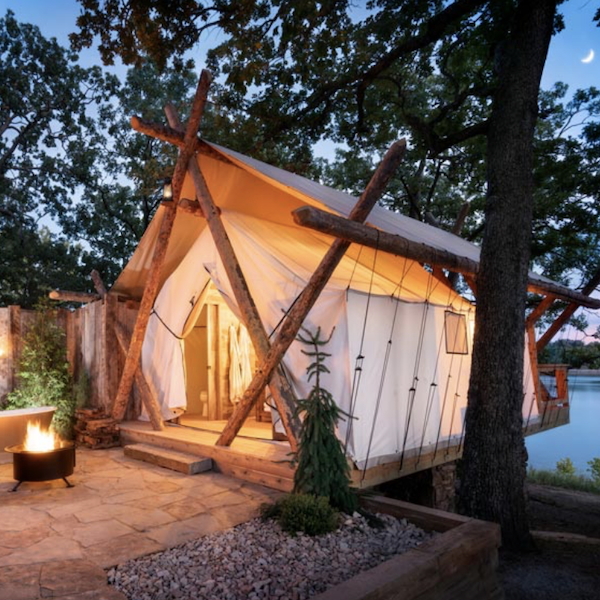 35 Best Glamping Retreats in the U.S.