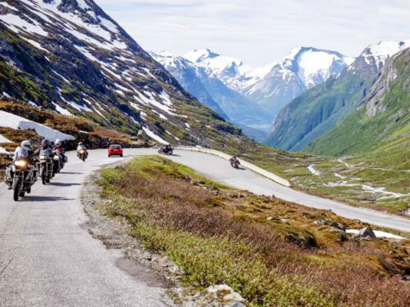 Norway is the perfect spot for fulfill your need for speed.