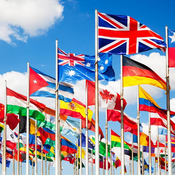 How Well Do You Know Flags from Around the World?