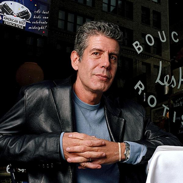 'The Journey Changes You' — The Adventurous Life of Anthony Bourdain