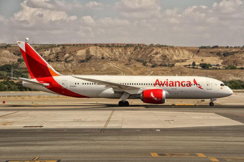 La aerolínea colombiana Avianca vuela a 108 destinos en 26 países.