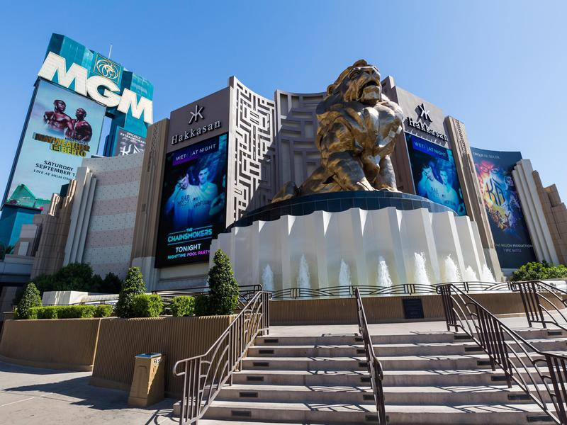 MGM Grand welcomes a city's worth of guests on the daily.