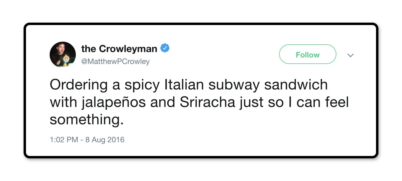 Subway Sandwiches, Ranked   Far & Wide