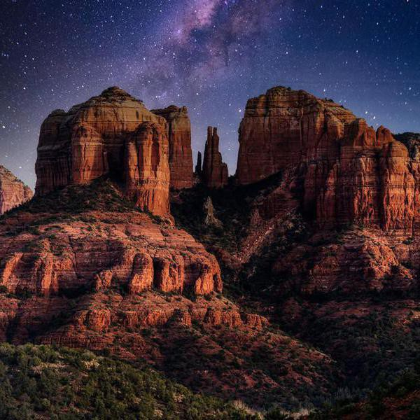 America's Top Stargazing Spots to See Beautiful Night Skies