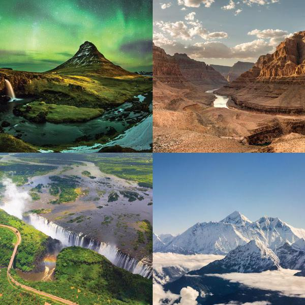 Things You Never Knew About the 7 Natural Wonders of the World