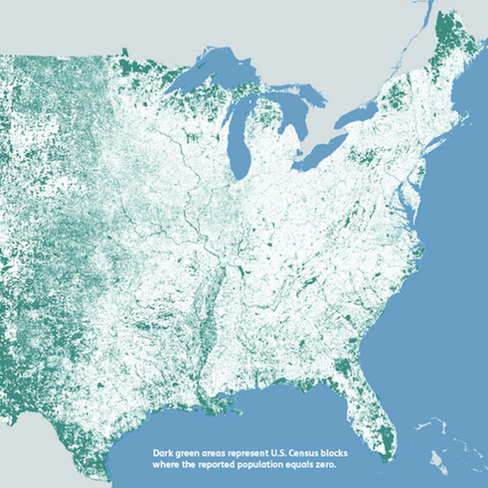 America Is Weird, and These Maps Prove It