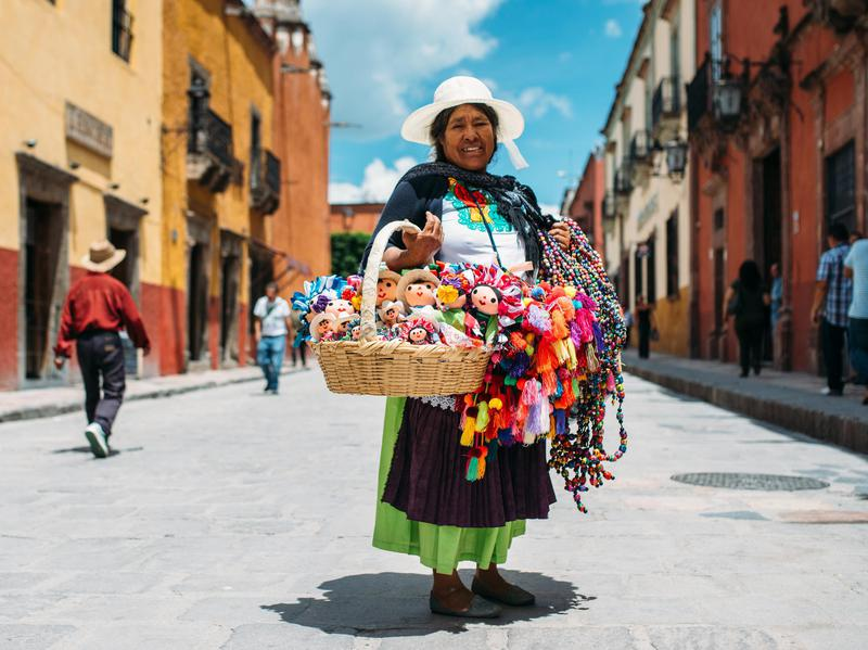 There are myriad reasons to visit Mexico; friendly locals is one of them.