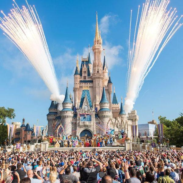Disney Parks in America, Ranked from Worst to First