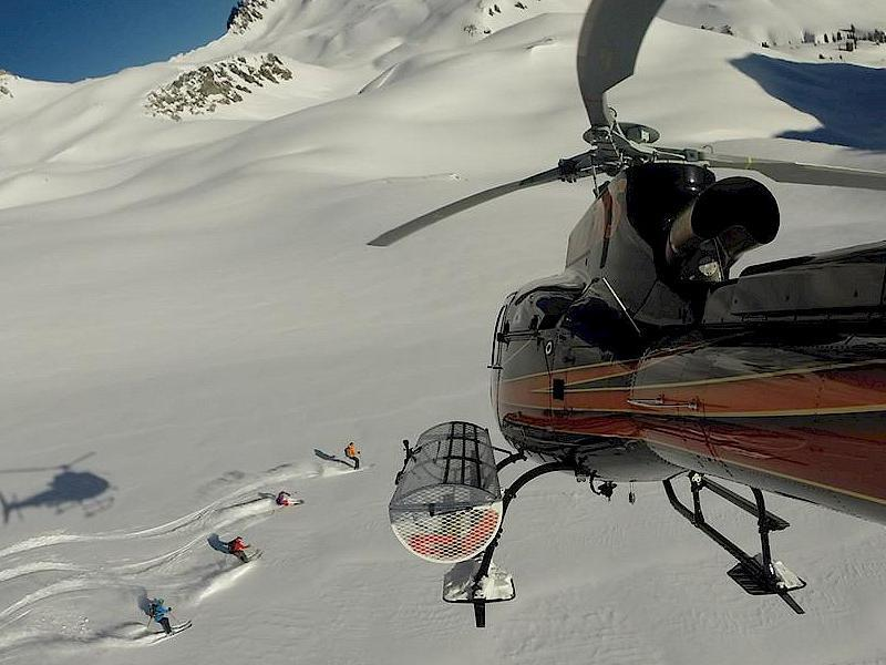 Heli-skiing is an experience unlike any other.
