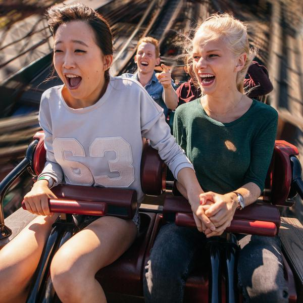 The World's Best Roller Coasters will Leave you Breathless