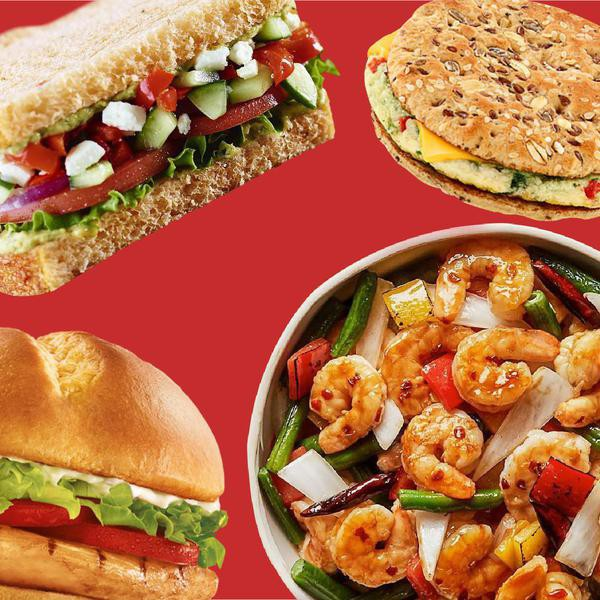 25 of the Healthiest Fast-Food Options, Ranked