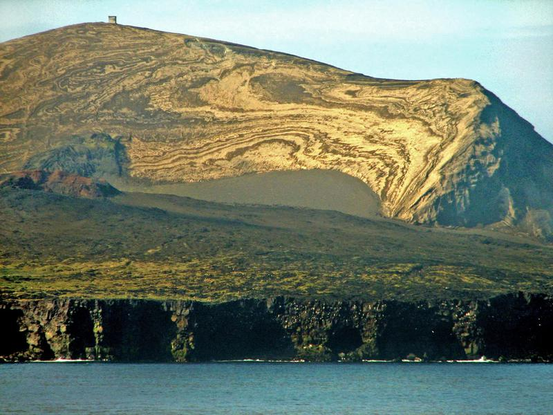 Surtsey Island is a natural wonder (mostly) untouched by human activity.