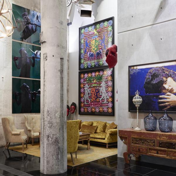A Visual Feast: Hotels with Amazing Art Collections