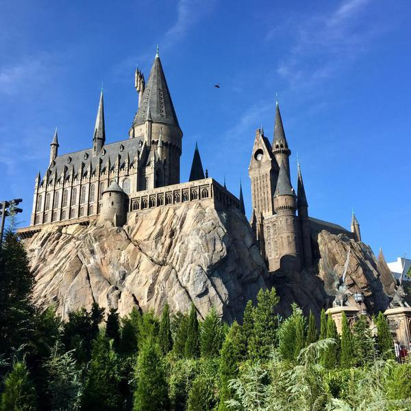 Amazing Harry Potter Attractions