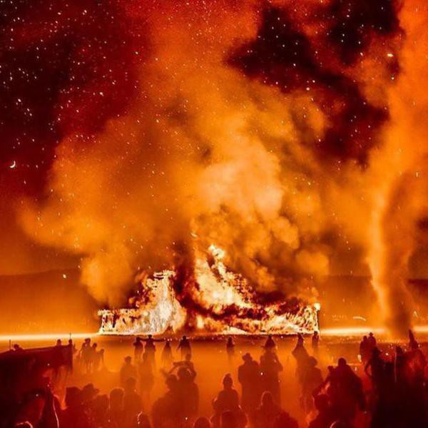 Burning Man May Never Be the Same Again
