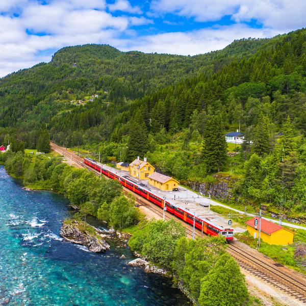 Most Remarkable Train Journeys in Europe