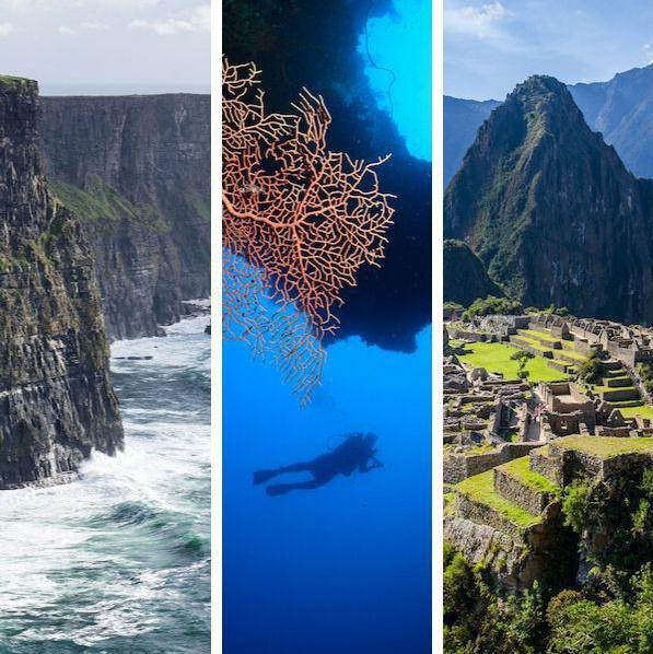 Travel Virtually to the World's Most Amazing Parks and Sites