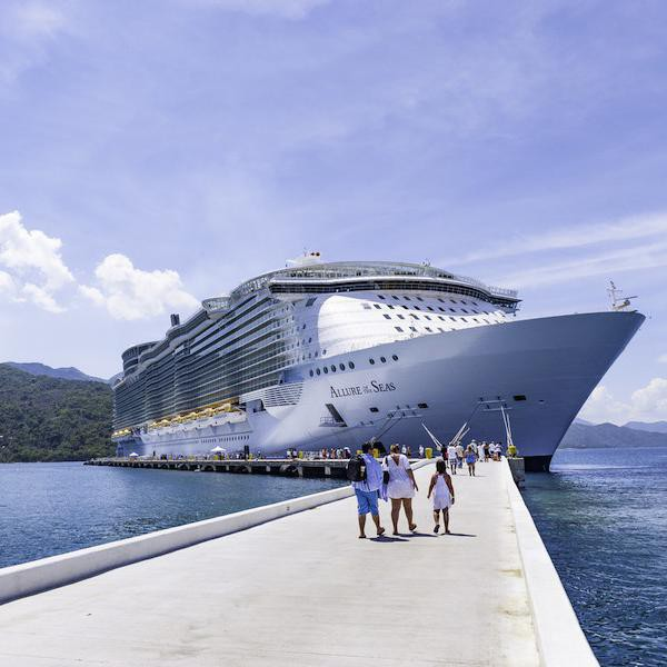 World's Most Popular Cruise Ports