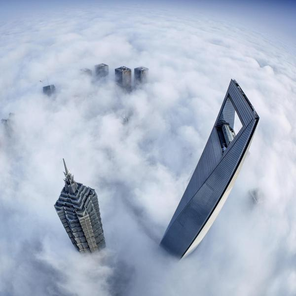 The World's Tallest Buildings Will Take Your Breath Away