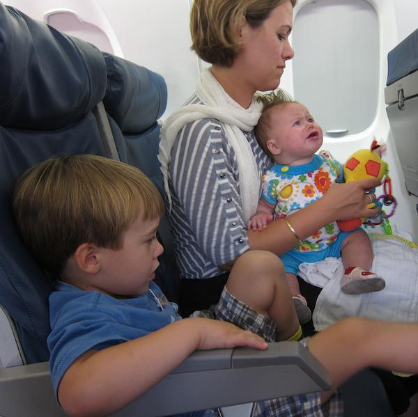 How Not to Murder Your Kids While Flying