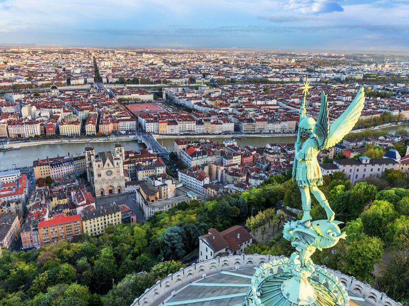 Lyon, France's second city, is packed with history.